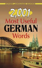 2001 most useful german words